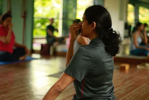 Sashi Sarda Yoga Teacher