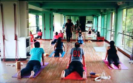 Combination Yoga Class