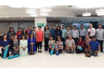 BNP Paribas Corporate Yoga Workshop