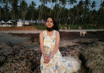 Yoga Class on the beach in Goa