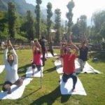 Special Yoga Class in Kashmir