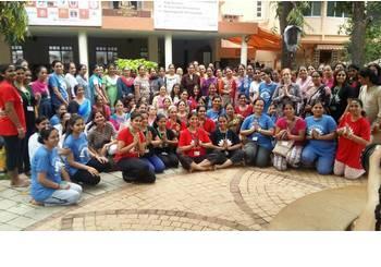 IYD2017 100 Women Yoga Class