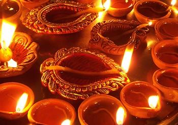Sharing Some Yoga Tips to Say 'Shubh Deepawali'