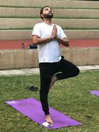 Neelesh - Student at Yoga Central